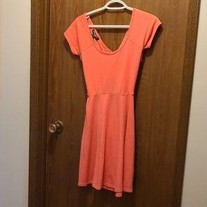 SALE - 💜3/$15 - Bright pink dress